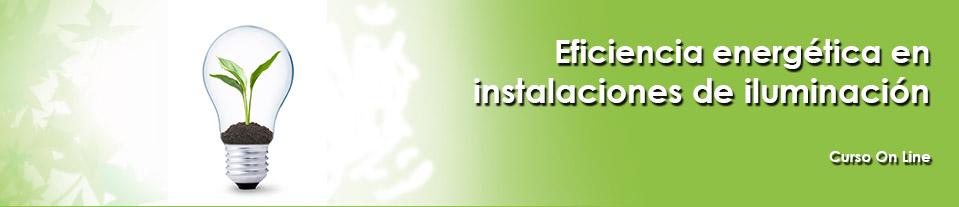 Curso online de eficiencia energética en instalaciones de iluminación