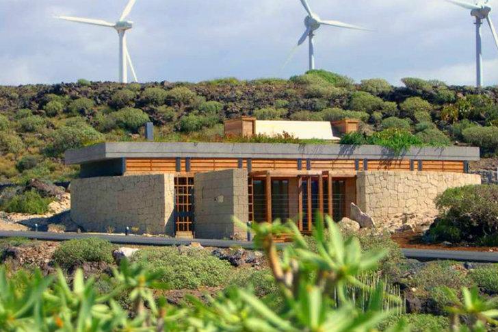 Arquitectura Bioclimática - Rehabilitación Energética