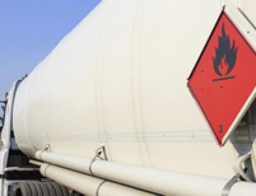 Examen consejero de seguridad para el transporte de mercancías peligrosas 2020