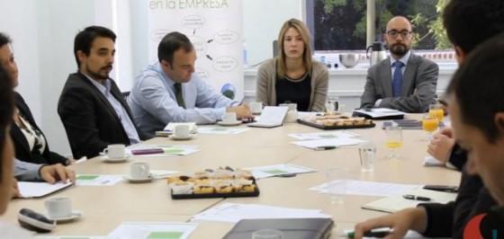 VI Desayuno de Trabajo de Emprendedores en Medio Ambiente, #GreenNB