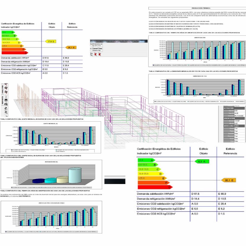 La certificación energetica de edificios