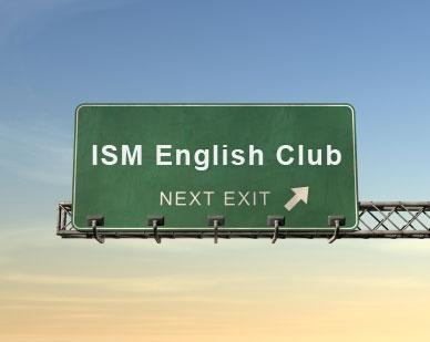 ISM English Club