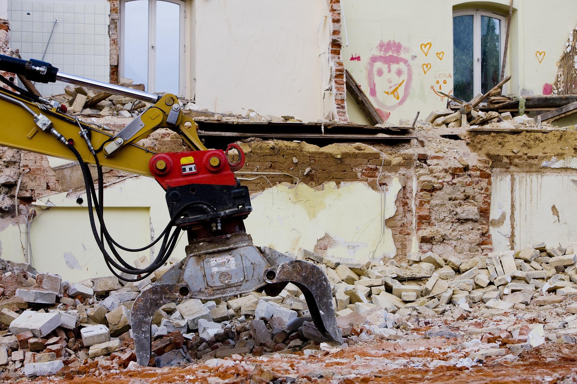 Los residuos de construcción y demolición y la economía circular