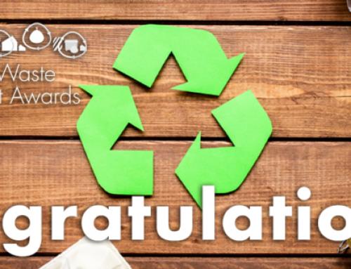 Ambinor premiada internacionalmente en los Recycling and Waste Management Awards 2019