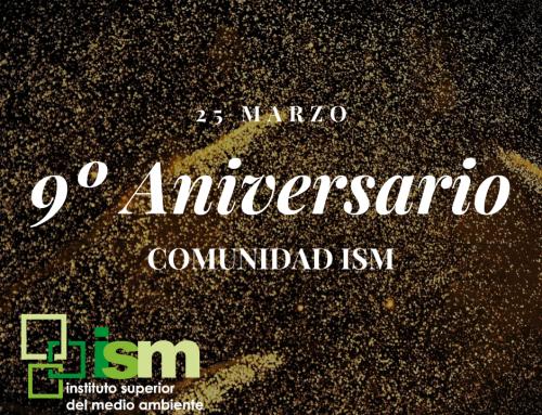 La Comunidad ISM cumple 9 años