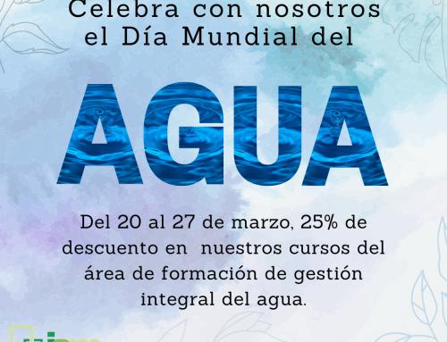 Celebra con el ISM el Día Mundial del Agua 2020
