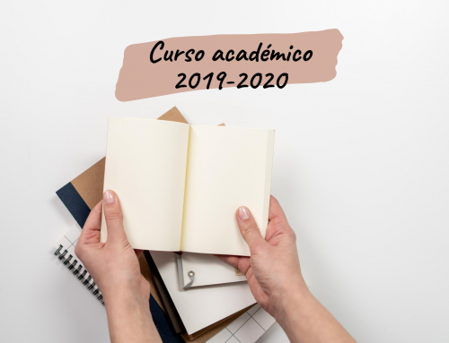 Despedimos el año académico 2019-2020