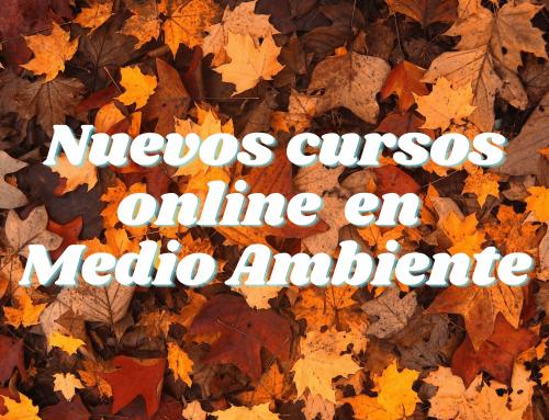 Empezamos el otoño con novedades en nuestros cursos online