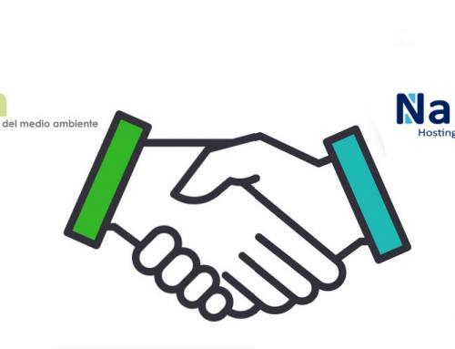 Acuerdo entre Nabiax y el Instituto Superior del Medio Ambiente