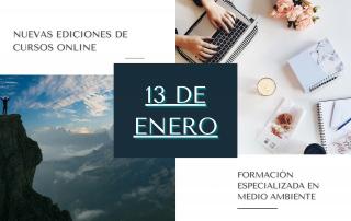 cursos online enero