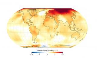 Sistemas de información geográfica y cambio climático
