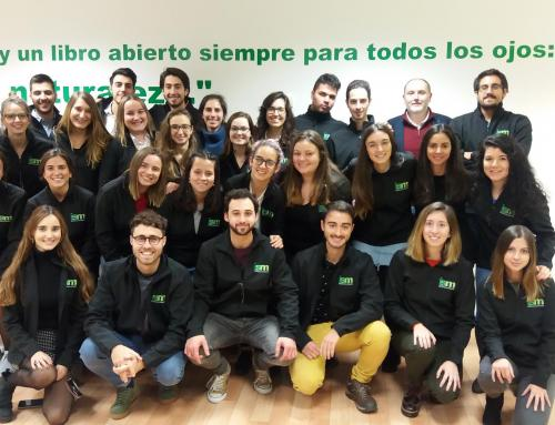 Inserción laboral de los alumnos del Máster en Gestión Ambiental en la Empresa